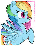 highres mytoothless rainbow_dash