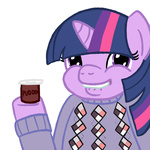 bill_cosby pajipants pudding sweater twilight_sparkle