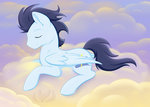 cloud raininess soarin