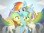 barley_barrel pickle_barrel rainbow_dash ryuu
