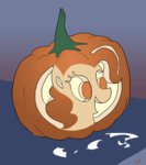 animated docwario pinkie_pie pumpkin