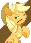 aosion applejack highres pocky