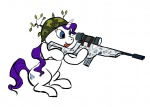 gun helmet rarity rifle rubrony weapon