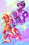 candychameleon classical_unicorn highres starlight_glimmer sunset_shimmer