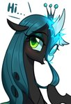 absurdres disguise highres maren ocellus queen_chrysalis