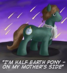 blueshift comic doctor_who ponified time_turner
