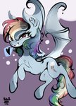 bat_pony rainbow_dash tohupo