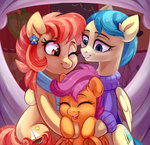 aunt_holiday auntie_lofty highres scootaloo taneysha