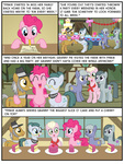 balloon cake cloudy_quartz comic granny_pie igneous_rock kturtle limestone_pie marble_pie origin_story parents party pinkie_pie rock_farm siblings