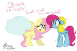 cloud euphoriiah fluttershy g3 highres thistle_whistle