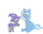kl0ndike silver_spoon the_great_and_powerful_trixie