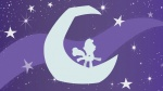 highres moon simple speccysy sweetie_belle vector wallpaper