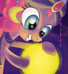 chimicherrychonga crystal_ball fortune_teller pinkie_pie turban