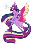 absurdres highres jackiebloom princess_twilight rainbow_power twilight_sparkle