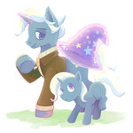filly highres jack_pot kon magic the_great_and_powerful_trixie