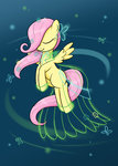 filly fluttershy highres mew-me