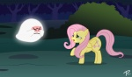boo crossover fluttershy pyrovile super_mario_bros