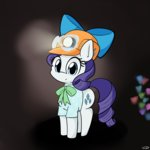 bow clothes gems helmet highres rarity taurson