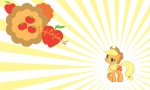 applejack evilarcticfox wallpaper