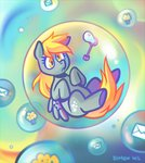 bubble derpy_hooves letter muffin omega5ooo