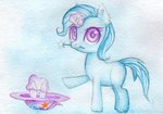 0okami-0ni filly highres magic the_great_and_powerful_trixie traditional_art
