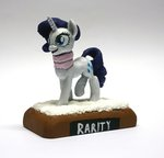 photo rarity scarf sculpture snow ubrosis