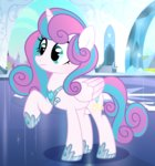 absurdres grown_up highres parisa07 princess_flurry_heart