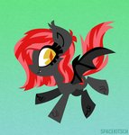 bat_pony highres original_character spacekitsch
