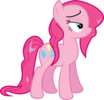 darcowalways highres pinkie_pie transparent vector wet_hair