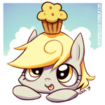 derpy_hooves muffin space-kid