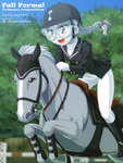 equestria_girls highres horselike humanized riding silver_spoon species_confusion uotapo