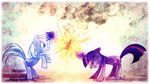 carly_hwang fight the_great_and_powerful_trixie twilight_sparkle