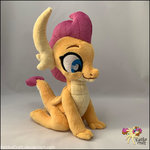 highres ketikacraft photo plushie smolder toy