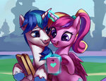 book luciferamon magic princess_cadance shining_armor