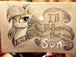 andy_price highres princess_celestia traditional_art