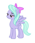 3luk background_ponies flitter highres transparent vector