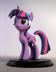 3d_model 3dapple kp-shadowsquirrel twilight_sparkle