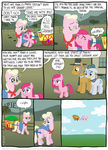 cloudy_quartz comic filly granny_pie igneous_rock kturtle origin_story parents pinkamena_diane_pie pinkie_pie rock_farm