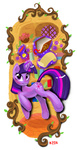 book inkwell kaliptro2 magic quill twilight_sparkle