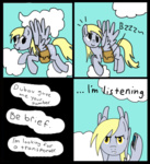 cellphone comic derpy_hooves mail parody snyggejim the_transporter