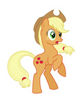 applejack highres psychodikdik transparent vector