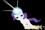 binaryninj4 filly highres rarity the_shit_i_put_up_with transparent vector