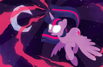 magic naroclie princess_twilight twilight_sparkle