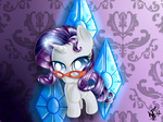 filly glasses kinkiepied rarity