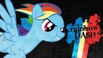 artist_unknown cutie_mark highres rainbow_dash wallpaper