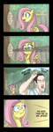 bees comic fluttershy humans nicolas_cage uc77