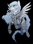 berserk crossover griffith ponified riftryu