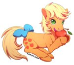 aosion applejack apples g1