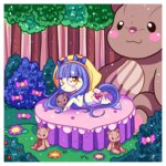 bear forest highres ipun original_character
