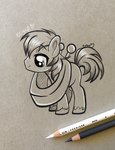 big_macintosh colt emberslament highres traditional_art